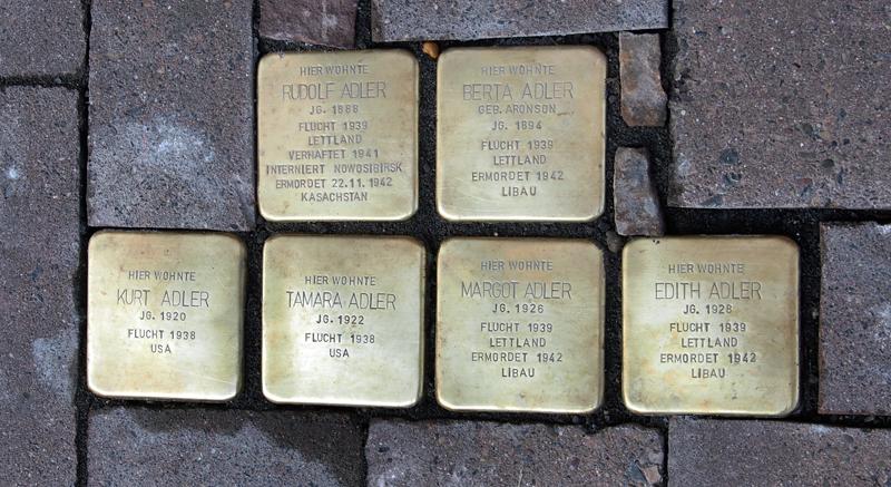 (c) Stolpersteine Einbeck