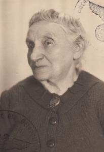 Rosa Steinberg.