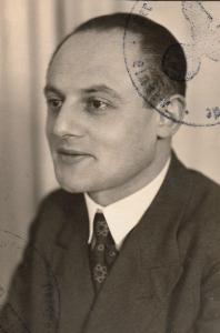 Walter Goldschmidt.